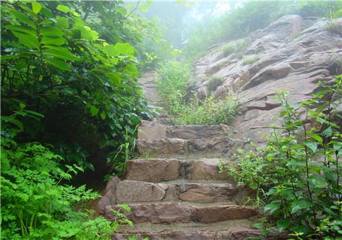 嶂谷型自然风景区图片
