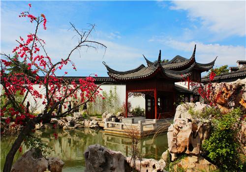 张家港凤凰山风景区(4a)