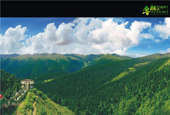 色季拉国家级森林公园位于西藏林芝县和米林县,大致范围包括了已建的