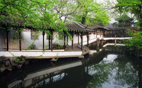 苏州园林-拙政园
